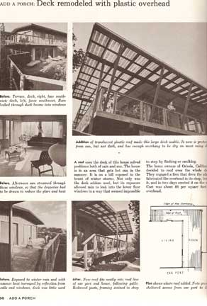IDEAS FOR REMODELING YOUR HOME, A SUNSET BOOK (1958)