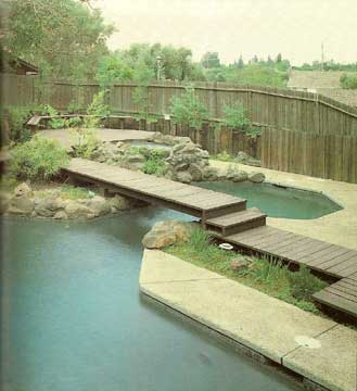 SUNSET GARDEN POOLS, FOUNTAINS, & WATERFALLS 1989