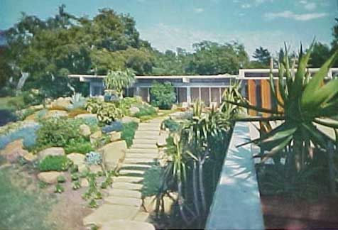 TREASURY OF AMERICAN GARDENS, by James M. Fitch (1956)