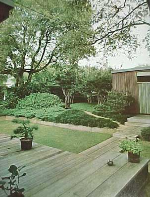 TIME LIFE ENCYCLOPEDIA OF GARDENING. LANDSCAPE GARDENING 1975