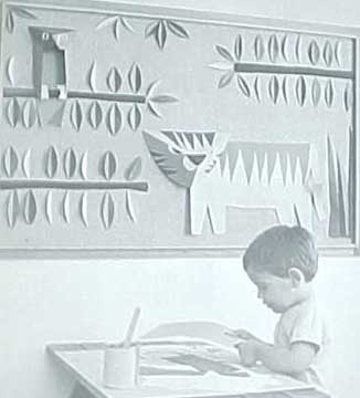THINGS TO MAKE FOR CHILDREN A SUNSET BOOK (1961)
