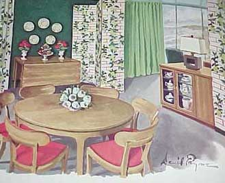 THE COMPLETE BOOK OF INTERIOR DECORATING (1948)