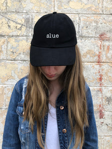 SLUE ball cap