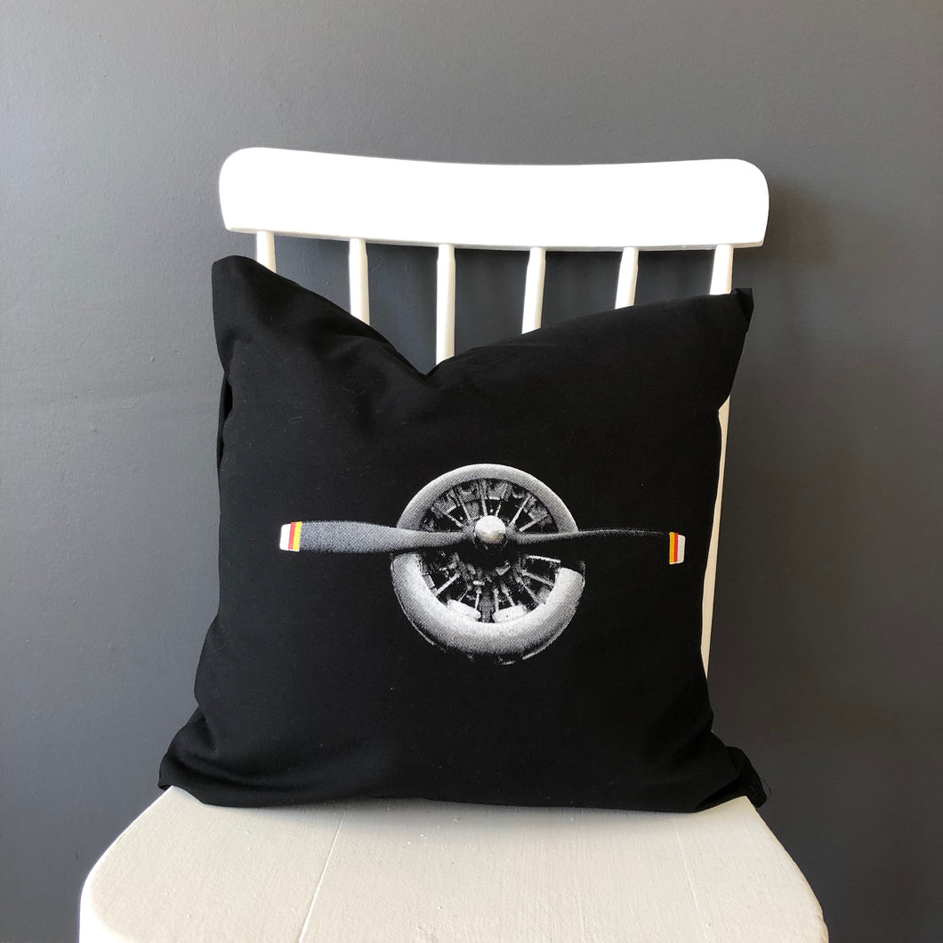 Beech Expeditor Prop Pillow cover