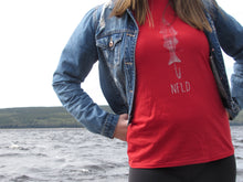 Red Jigger | Ladies - Runs small.  We recommend sizing up | Short Sleeve