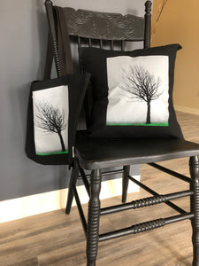 Airport Tree | Pillow Cover