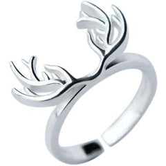 Boho Antler Ring - The Little Secret Boutique