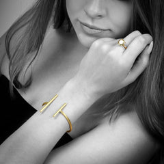 Custom Cuff Bracelet - The Little Secret Boutique