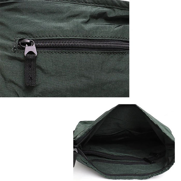 Dog Walker Nylon Travel Crossbody - The Little Secret Boutique
