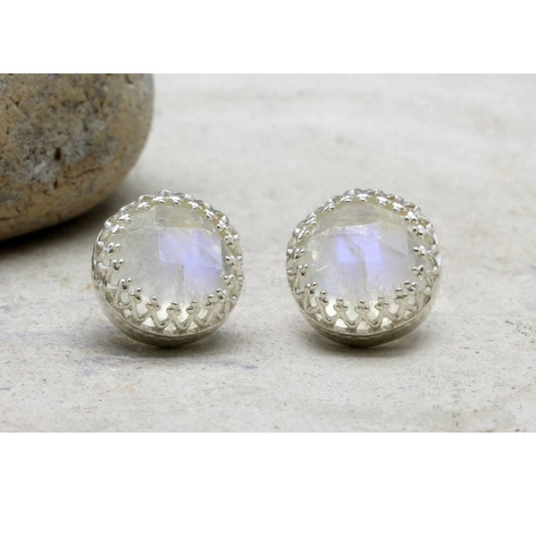 Moonstone Earrings - The Little Secret Boutique