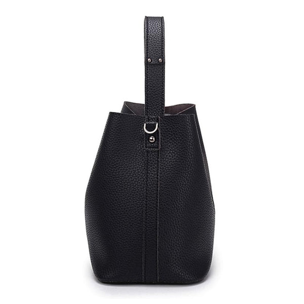 Urban Everyday Bucket Tote - The Little Secret Boutique