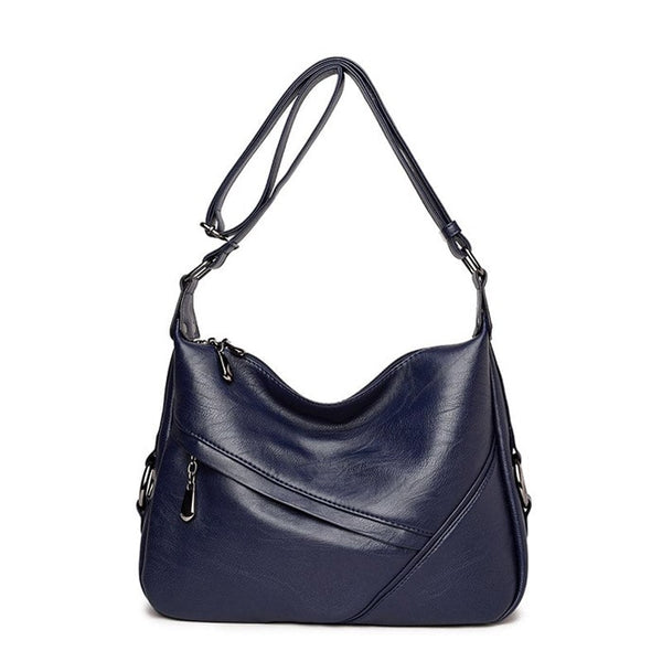 Carly Retro Zipper Hobo Bag - The Little Secret Boutique
