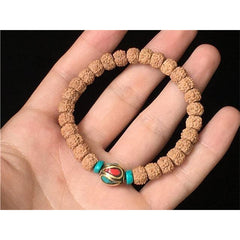 Bodhi Seed Bead Clarity Meditation Bracelet - The Little Secret Boutique