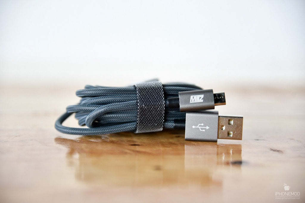 MITZ cable สายชาร์จสุดทน - MITZ power, IT,phone accessories