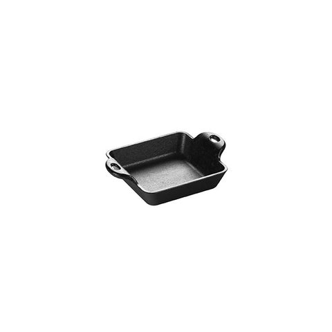 Image of Cast Iron Mini Server Heat-Treated 10 Ounce Square