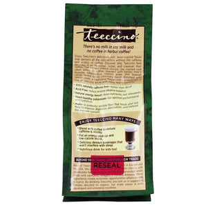 Teeccino Organic Herbal Coffee; French Roast, 6 Pack, 11 oz
