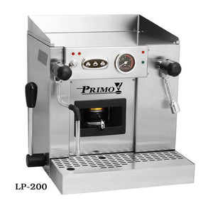 Primo 1-group Pod Machine, 3.5 lit Stainless Steel Item LP-200