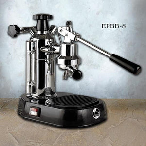 La Pavoni Europiccola Chrome/Black, EPBB-8
