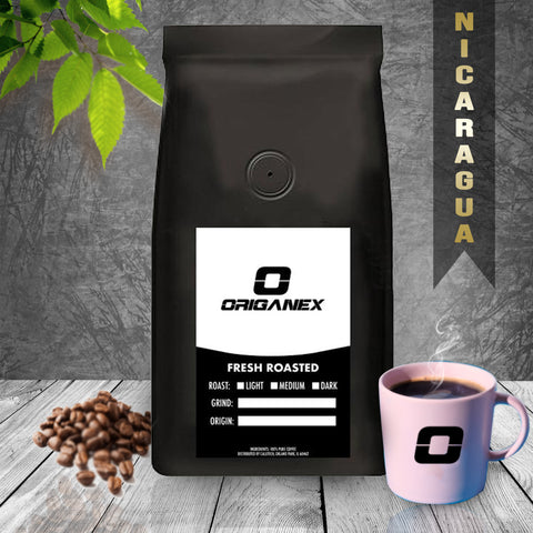 Image of Nicaragua Matagalpa Special Coffee Beans