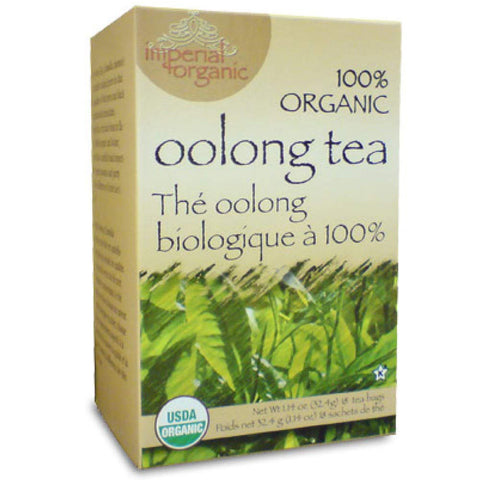 Image of Imperial Organic Tea, Oolong, 18 Tea Bags