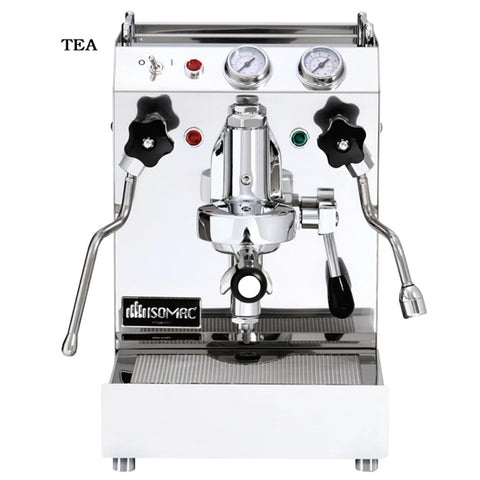 Isomac TEA Commercial Machine, Stainless