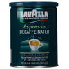Lavazza Espresso Decaffeinated Ground Coffee, 8 oz