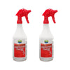B Line Spray Bottle with Trigger Spray Nozzle 32 OZ
