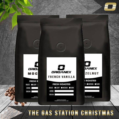 Image of The Gas Station Christmas