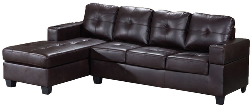 Sarah 2 Pc Sectional Sofa