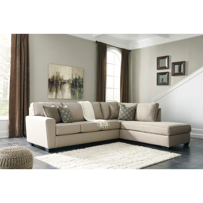 Sharon 2 Pc Sectional Sofa --Signature Design By Ashley