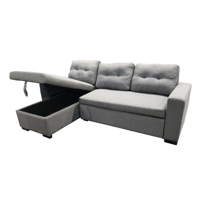 Sylvia 2 Pc Sectional Sofa Bed