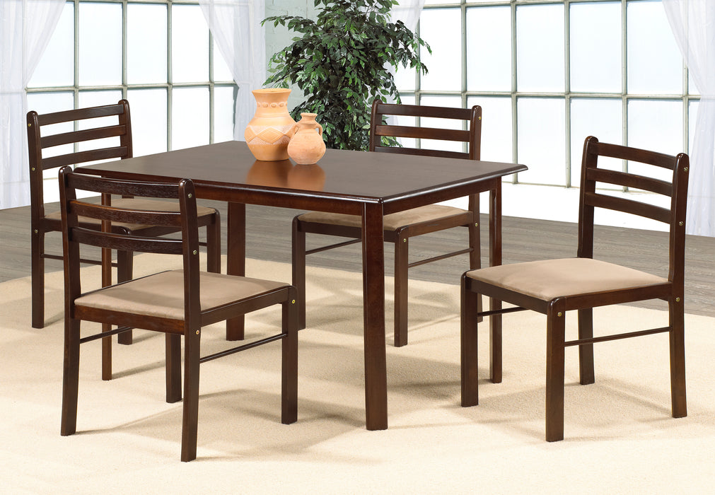Dasher 5 Pc Dinette