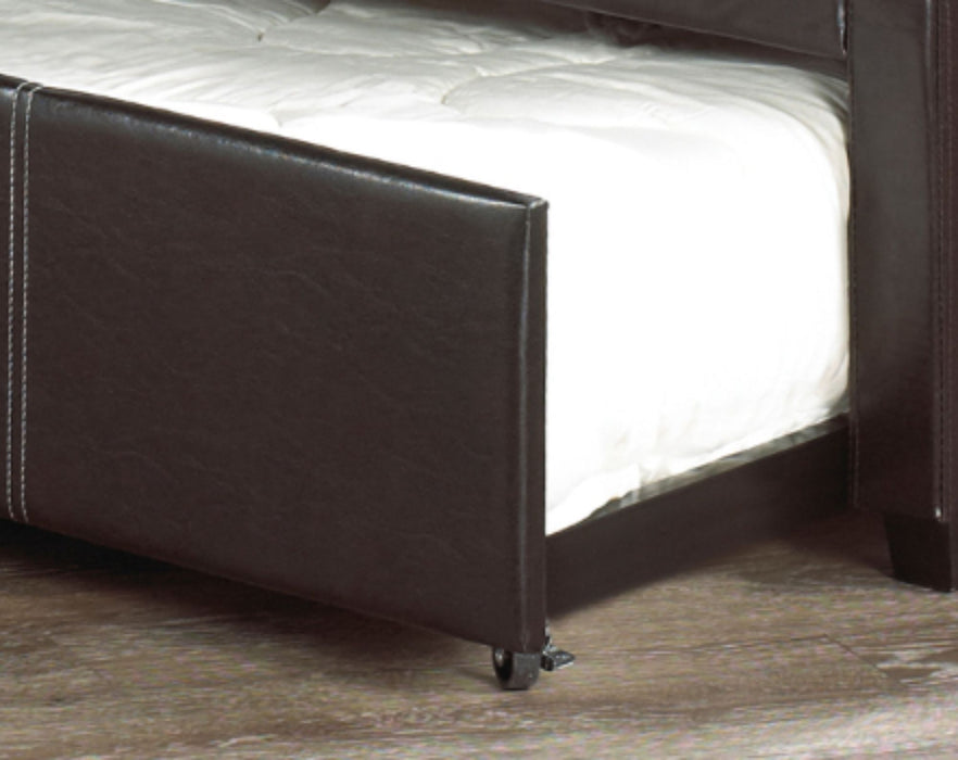 Anthony Upholstery Bed with Pull-Out Trundle