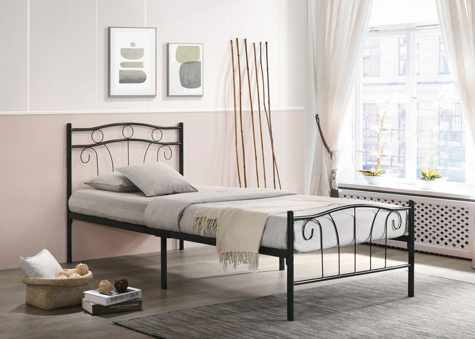 Aria Metal Bed