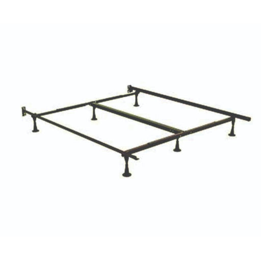 6 Leg Premium Adjustable Bed Frame (Single/Double/Queen)