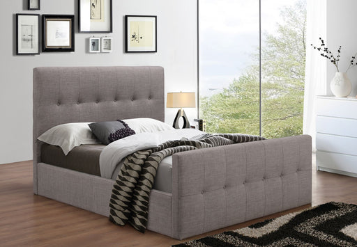 Carver Double Upholstered Bed