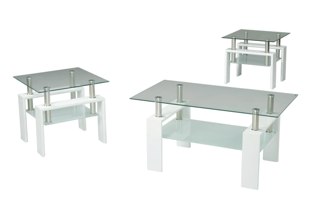 Max 3 Pc Coffee Table