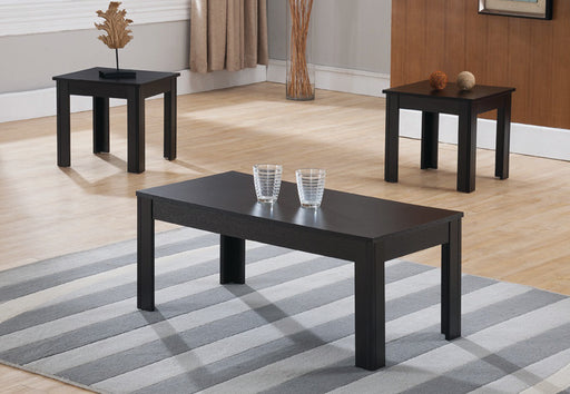 Maze 3 Pc Coffee Table