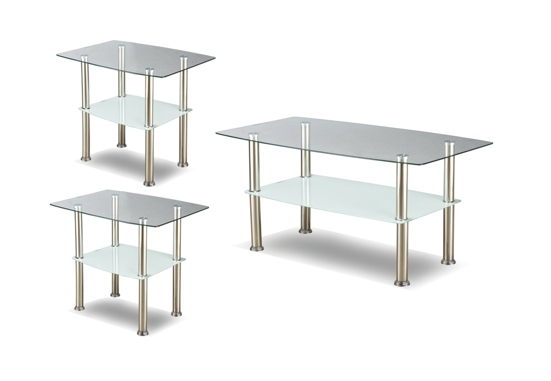 Maria 3 Pc Coffee Table
