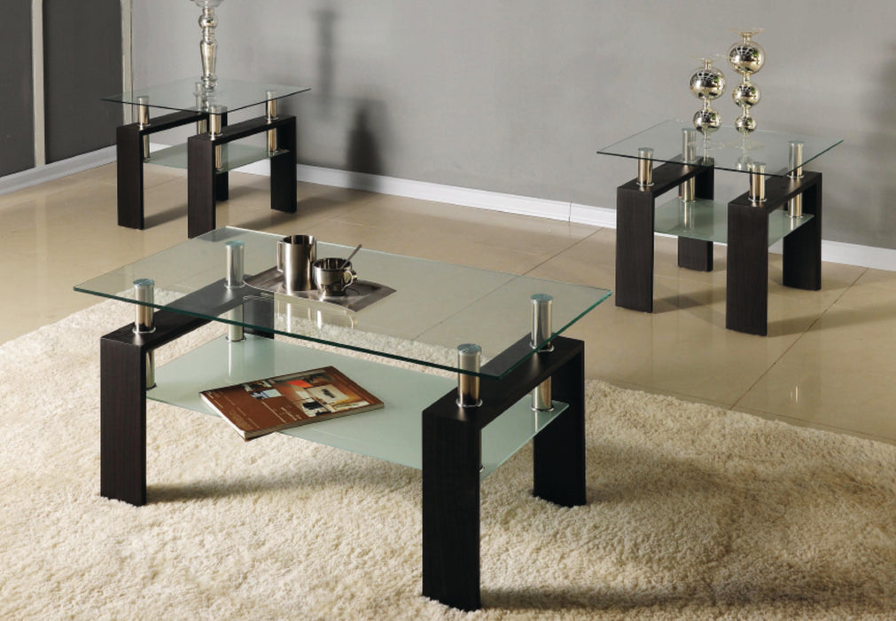 Madison 3 Pc Coffee Table