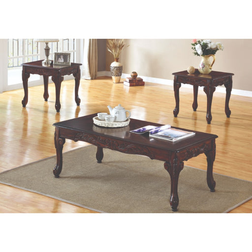 Teagan 3 Pc Coffee Table