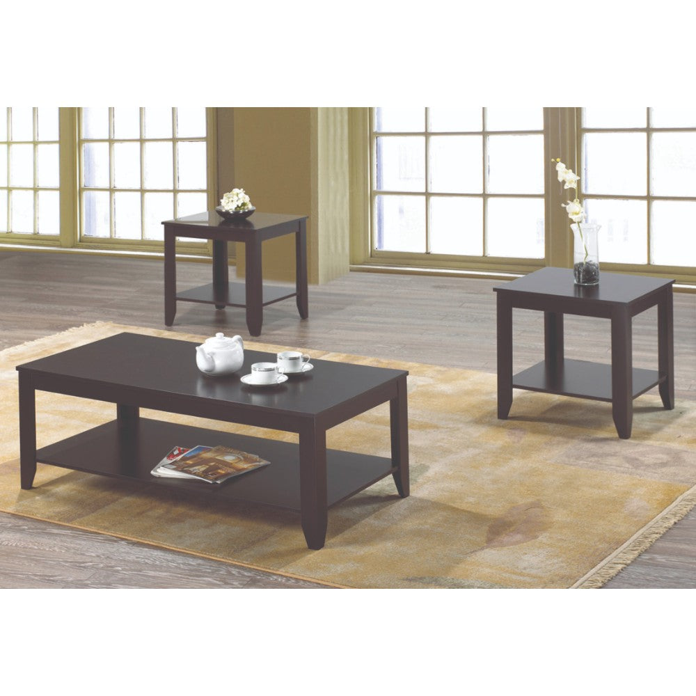 Tyra 3 Pc Coffee Table