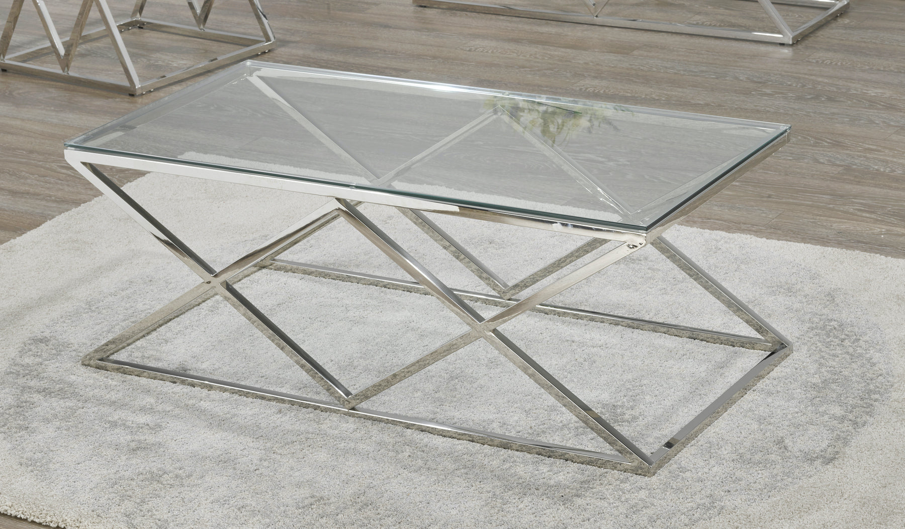 Malika 1 Pc Coffee Table