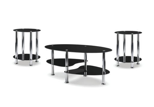 Madeline 3 Pc Coffee Table