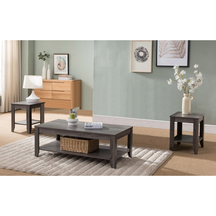 Tianna 3 Pc Coffee Table