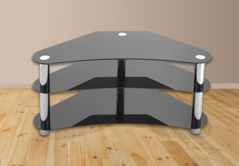Theo Glass TV Stand