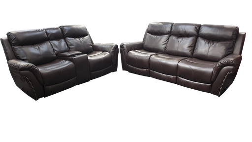 Remington Sofa & Loveseat
