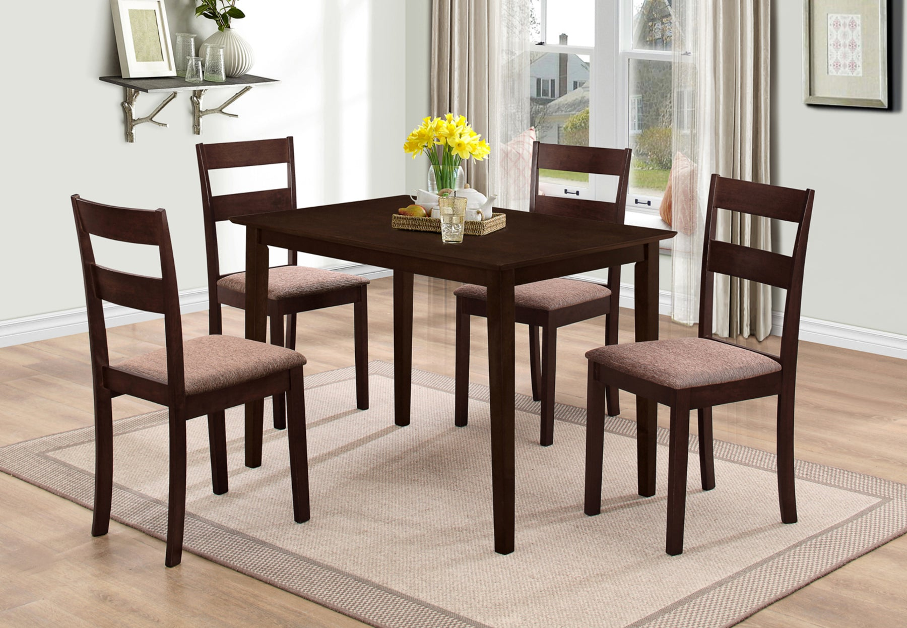 Fred 5 Pc Dinette