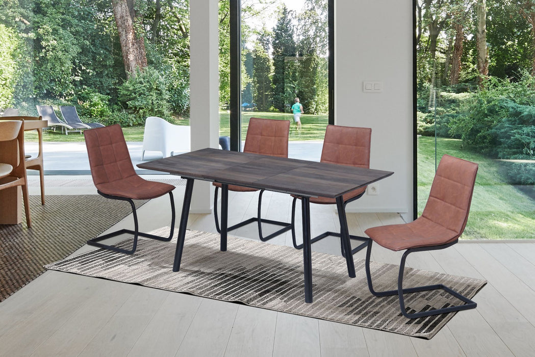 Ellie 7 Pc Dinette