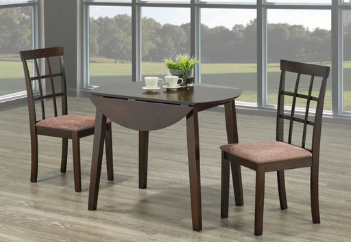 Franklin 3 Pc Round Dinette
